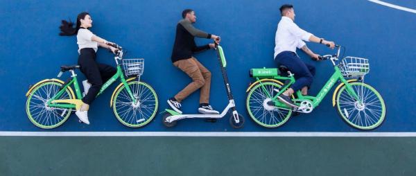 با گوگل مپس نزدیکترین دوچرخه یا اسکوتر قابل استفاده را پیدا کنید
