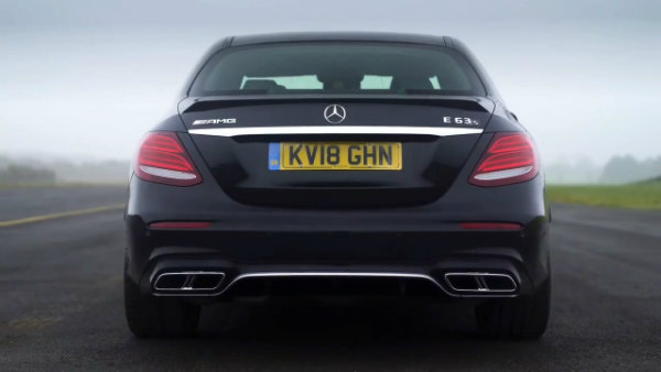 Mercedes-AMG E 63 S Finally Drag Races BMW M5 Competition (8)