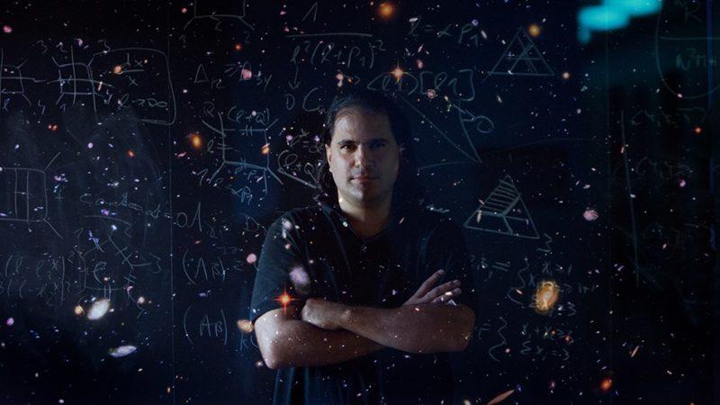 نیما ارکانی حامد ؛ اینشتین جدید به دنبال کنار زدن پرده علم