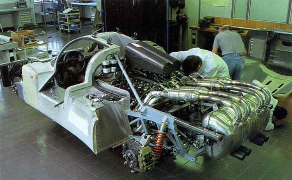 Ultima GTR mk3 chassis #12