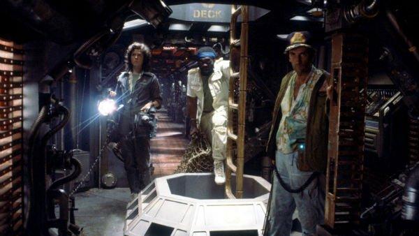 سری فیلم های Alien