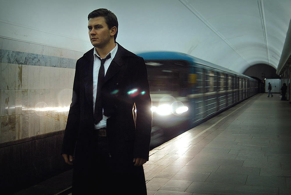 دیمیتری گلوخوفسکی، نویسنده سری مترو و بازی Metro Exodus