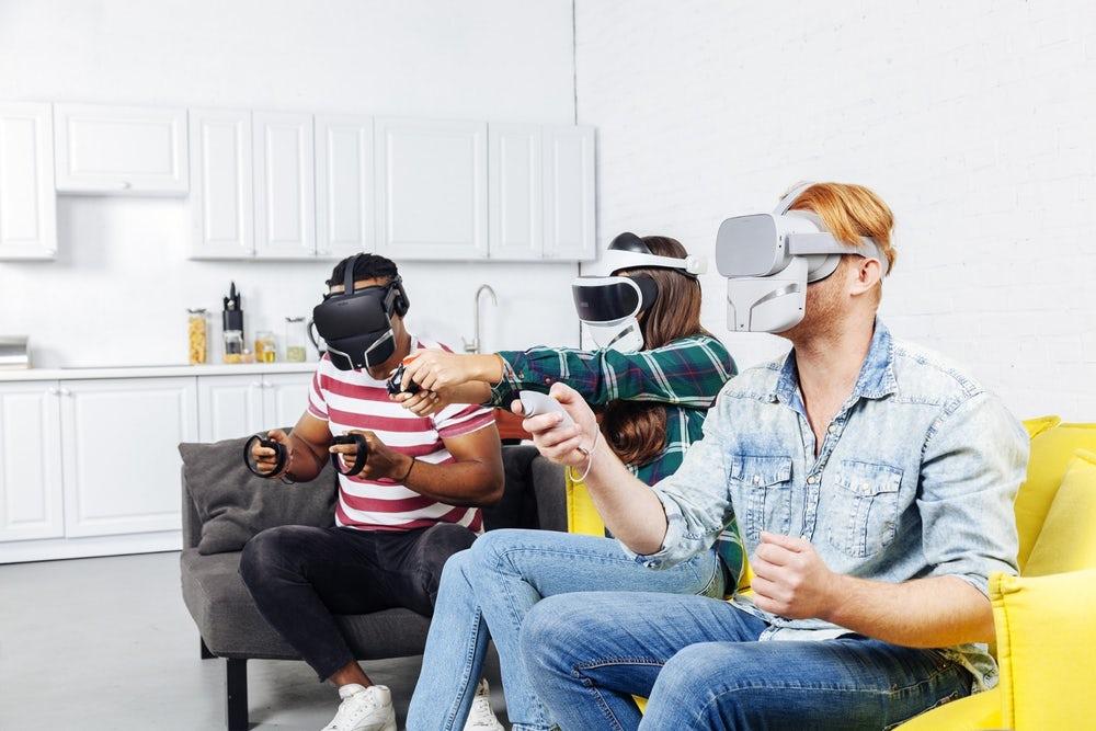 ماسکFeelReal VR