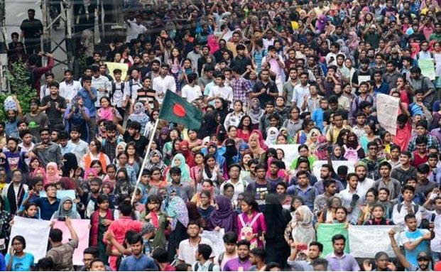 انتخابات بنگلادش