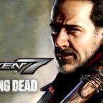 نگان از The Walking Dead به تکن 7 خواهد آمد