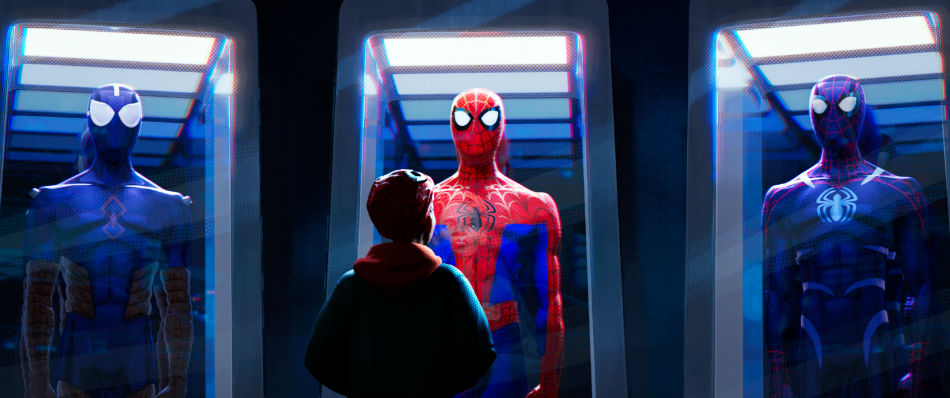 Spider-Man animation review: Into the Spider-Verse