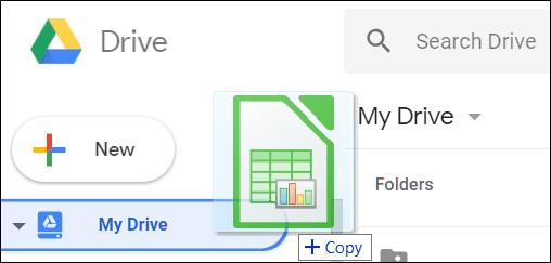 انتقال جداول اکسل به گوگل شیتس