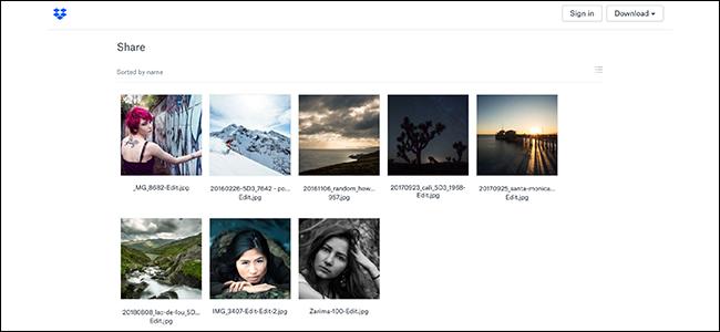 چگونه تصاویر با کیفیت را به صورت آنلاین با دیگران به اشتراک بگذاریم؟