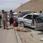 مرگ روزانه 43 نفر و معلولیت 900 نفر؛ ضرر و زیان تصادف های رانندگی ایران چقدر است؟