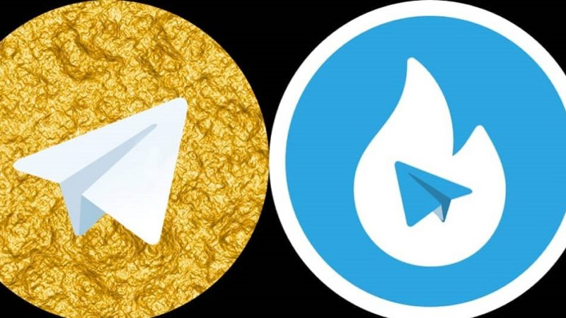 تلگرام های غیر رسمی