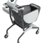 Caper Self Checkout Shopping Cart 90x90 - سبد خرید هوشمند Caper مشتریان را از ایستادن در صف صندوق بینیاز میکند [تماشا کنید]