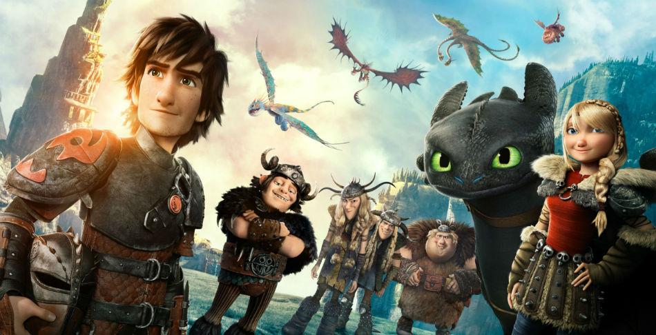 بررسی انیمیشن How To Train Your Dragon 3
