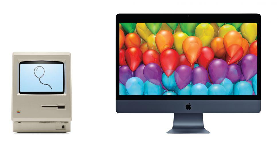 مک در گذر زمان؛ نگاهی به 35 سال تاریخ کامپیوترهای اپل