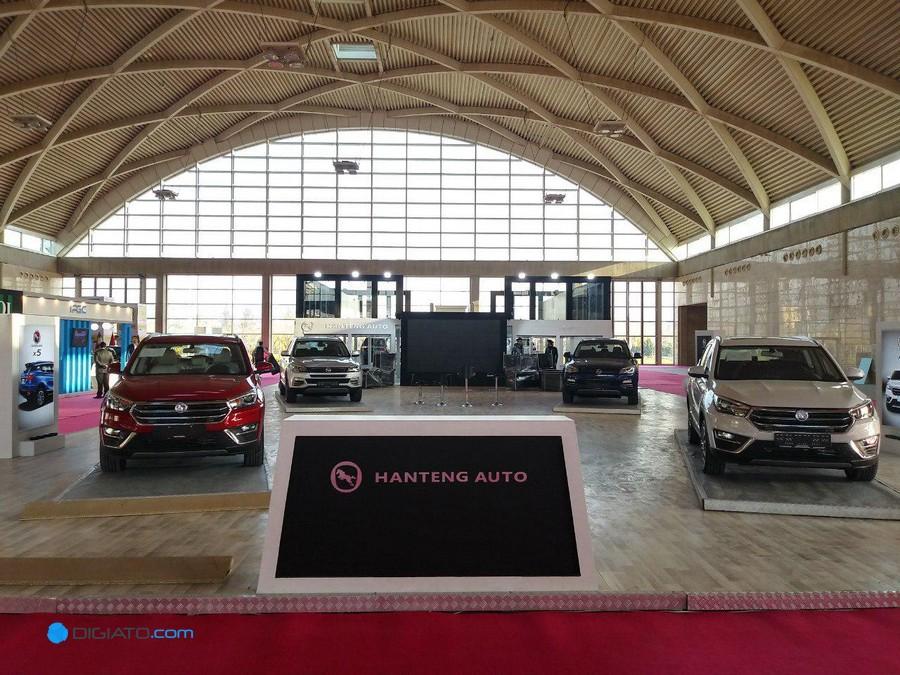 نمایشگاه خودرو شهر آفتاب