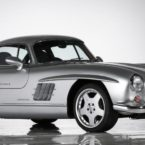 آشنایی با یک سوپر اسپرت کلاسیک؛ تزریق هیجان به مرسدس بنز 300 SL مدل 1955