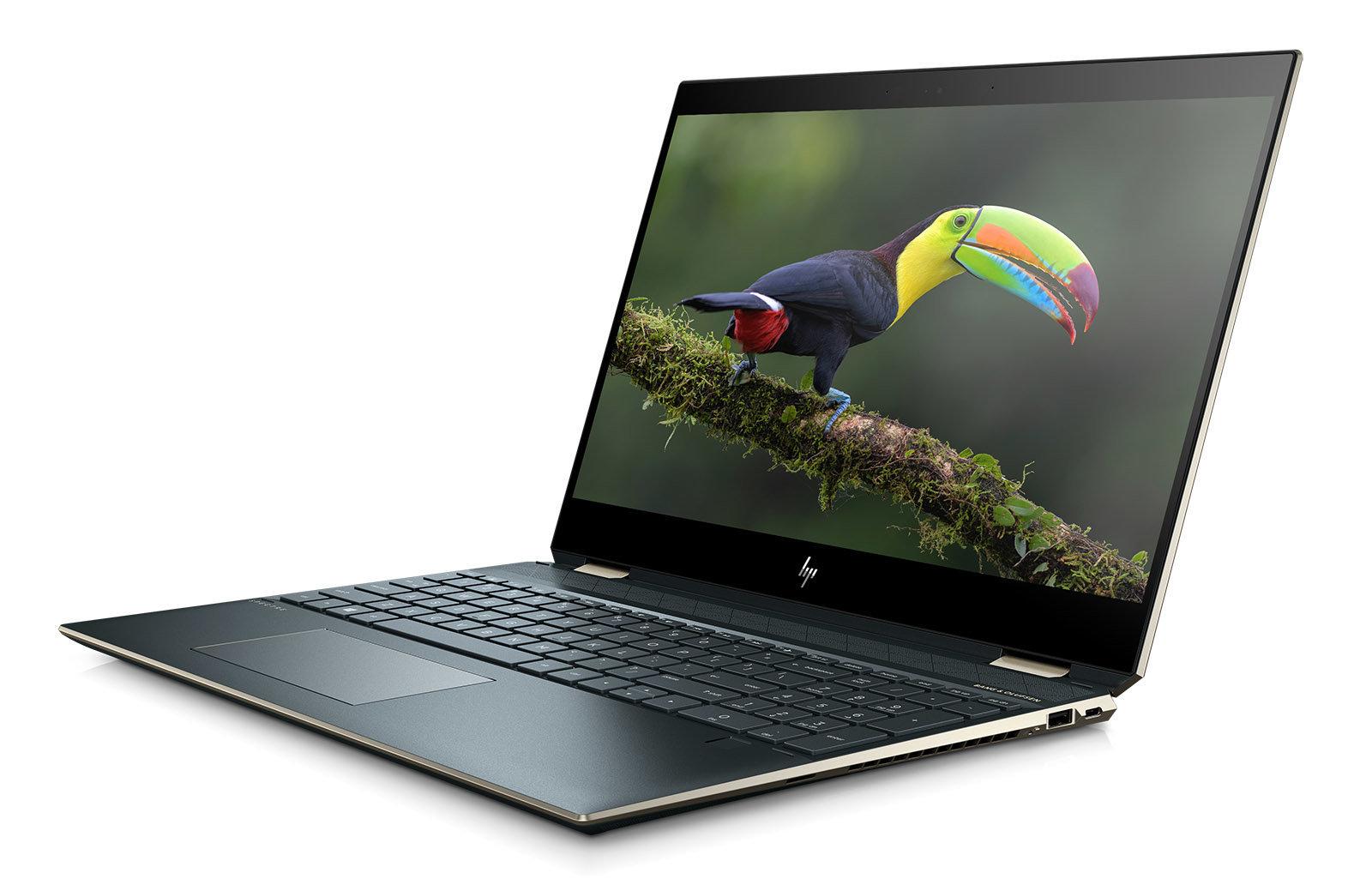 لپ تاپ Spectre x360 اچ پی به نمایشگر AMOLED مجهز شد