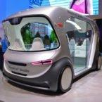تصویر انقلابی بوش از صنعت حمل و نقل؛ معرفی شاتل زمینی IoT در CES