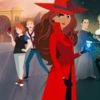 بررسی انیمیشن Carmen Sandiego؛ کارمن و چهل دزد جهانی