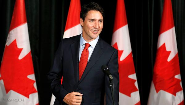 اخراج سفیر کانادا به دستور جاستین ترودو