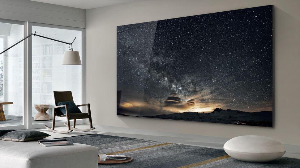 تلویزیون های MicroLED سامسونگ