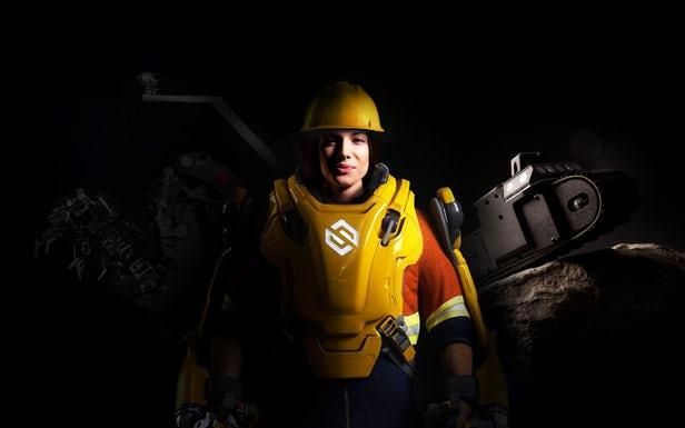 sarcos guardian 2 - لباس شارژی اگزواسکلتون به کاربران امکان حمل اجسام ۱۰۰ کیلوگرمی را میدهد