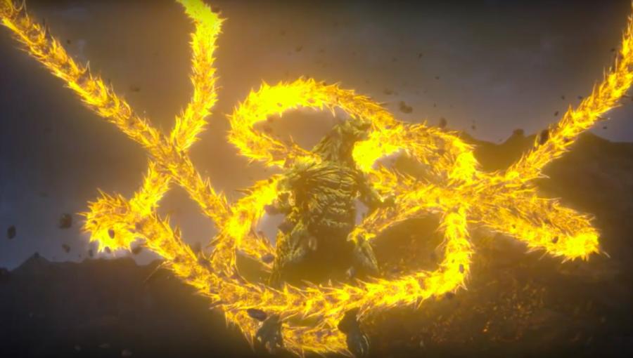 بررسی انیمه Godzilla: Planet Eater