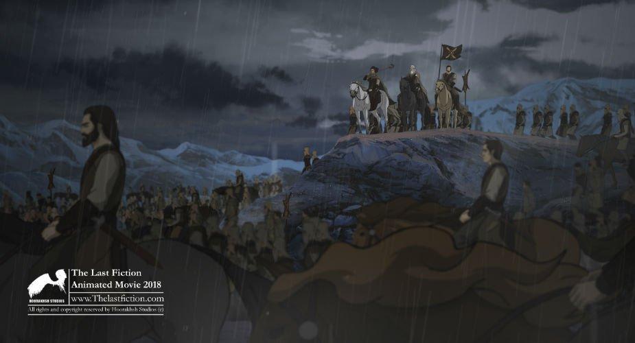 بررسی انیمیشن آخرین داستان