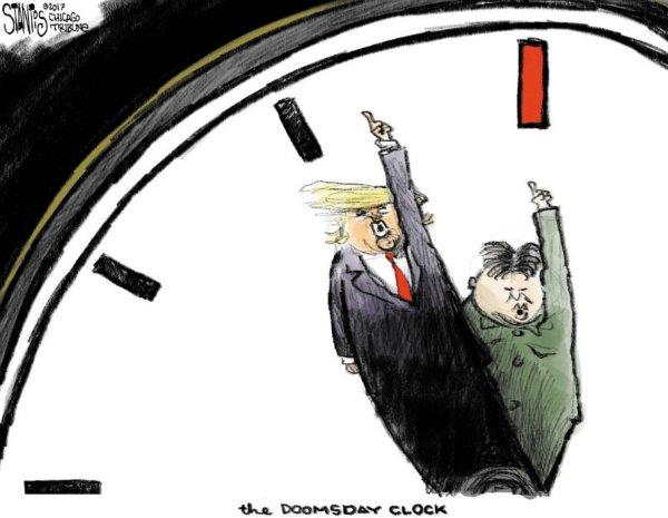 ساعت آخرالزمان