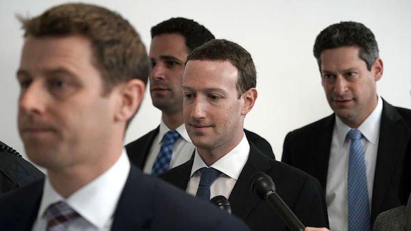 درآمدهای فیسبوک
