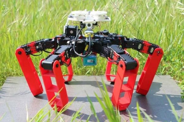 ربات متحرک