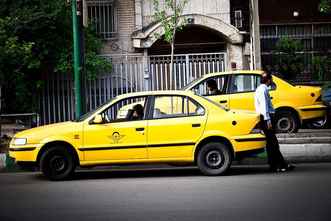 نرخ کرایه تاکسی