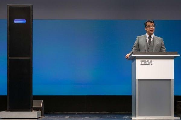 هوش مصنوعی IBM