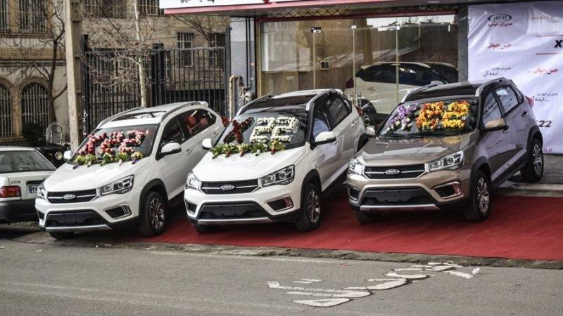 مدیران خودرو