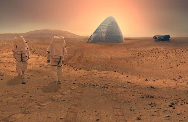 سفر بدون بازگشت به مریخ