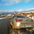 بررسی دیجیاتو: تجربه رانندگی با چری آریزو 6 در جاده های ایران [تماشا کنید]