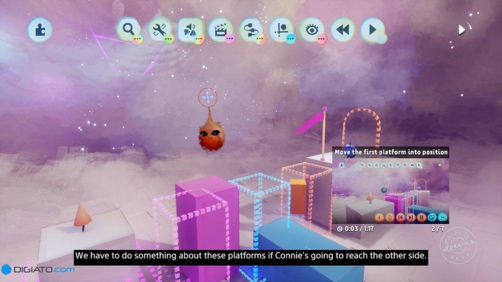 نسخه بتای محدود بازی Dreams