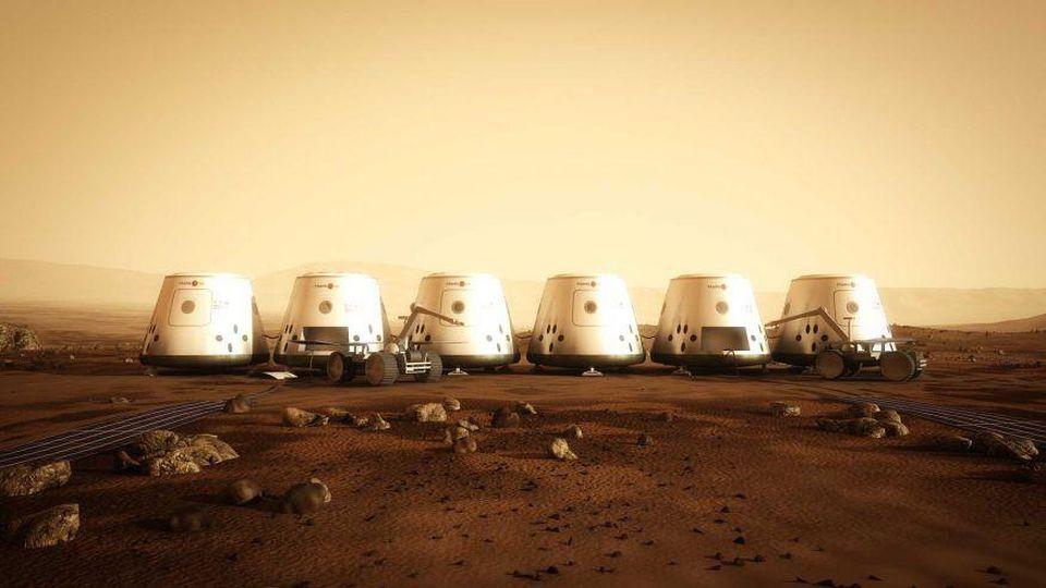 مارس وان / سفر بی بازگشت به مریخ