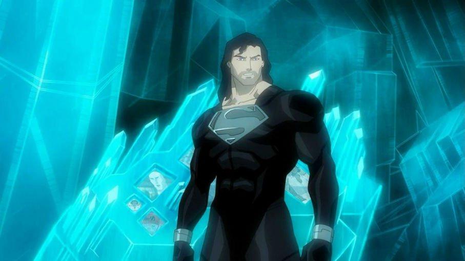 بررسی انیمیشن Reign of the Supermen