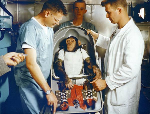 اولین فضانورد