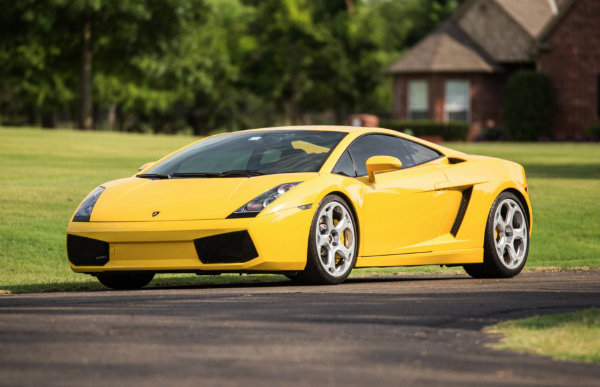 2004 Lamborghini Gallardo 6-Speed