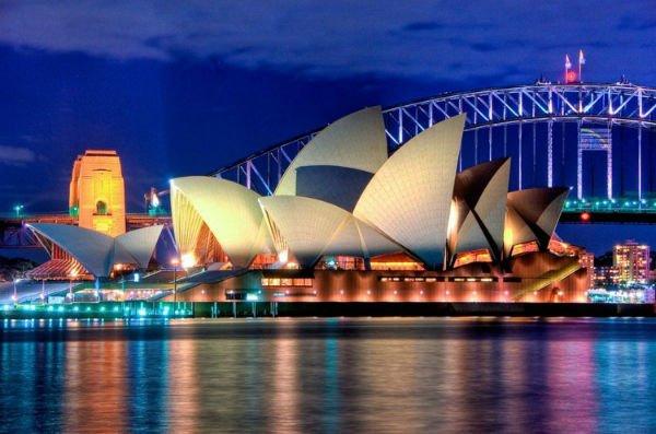 قدرتمندترین کشورهای دنیا / استرالیا