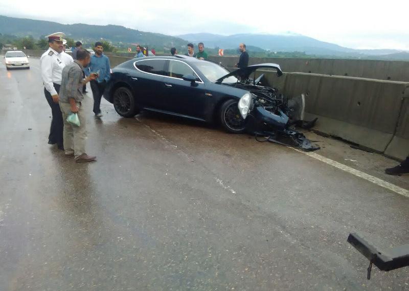خسارت تصادف