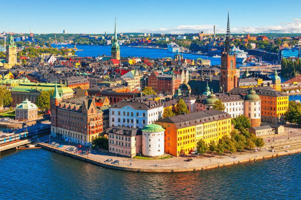 قدرتمندترین کشورهای دنیا /سوئد