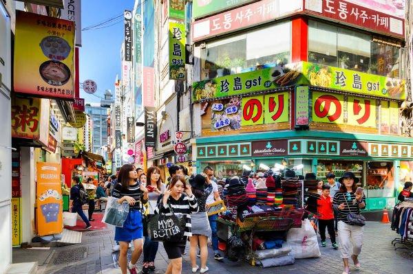 قدرتمندترین کشورهای دنیا / کره جنوبی