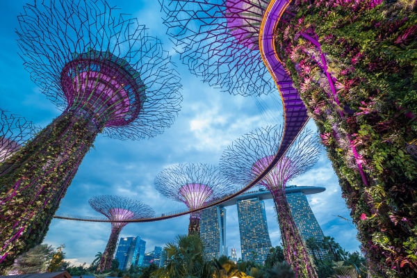 قدرتمندترین کشورهای دنیا / سنگاپور