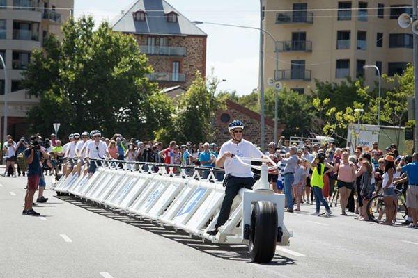 طولانی ترین دوچرخه دنیا