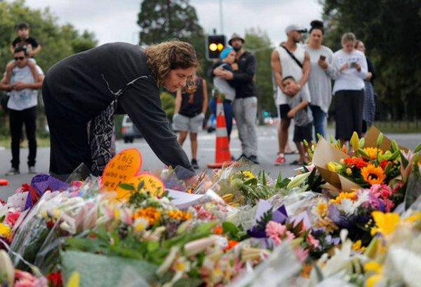 حادثه تروریستی نیوزیلند