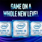 اینتل از نسل نهم پردازندههای Core i سری کامت لیک رونمایی کرد