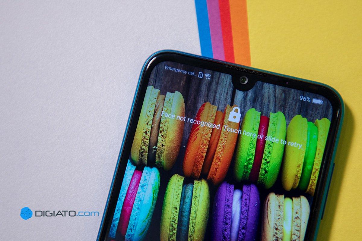 بررسی گوشی هواوی Y7 Prime 2019