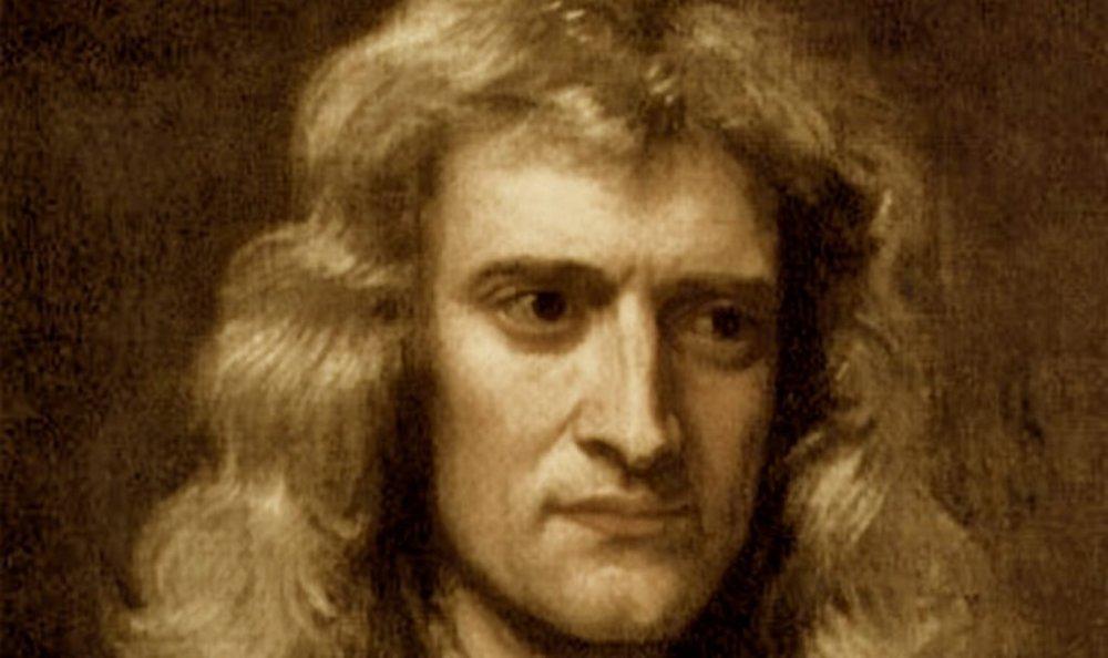 کتاب اسحاق نیوتن
